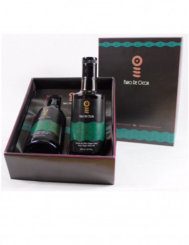 Gift box Extra Virgin Olive Oil -...