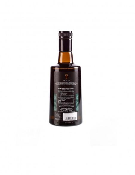 Arbequina Premium Extra Virgin Olive Oil 500ml. Faro de Ocor