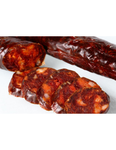Spicy Chorizo from León