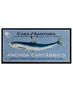 Anchoa cantábrico lata...